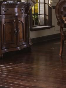 Walnut Bamboo flooring