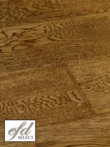 Honey Oak flooring