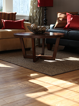 Engineered flooring, Engineered hardwood flooring