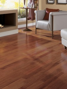 Brazilian cherry hardwood flooring, cherry flooring